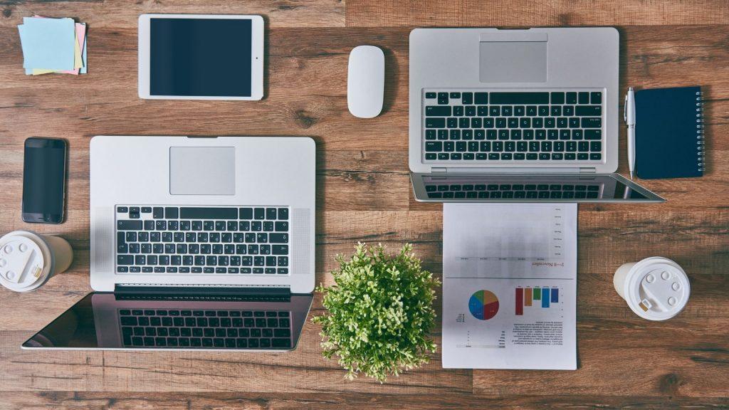 TikTok branding strategies laptops