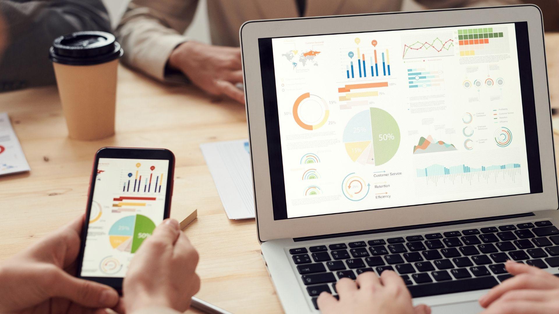 Influencer campaign metrics